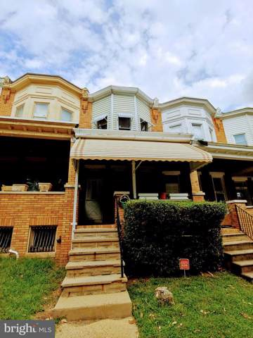 2828 Clifton Park Terrace, BALTIMORE, MD 21213 (#MDBA484654) :: Bruce & Tanya and Associates