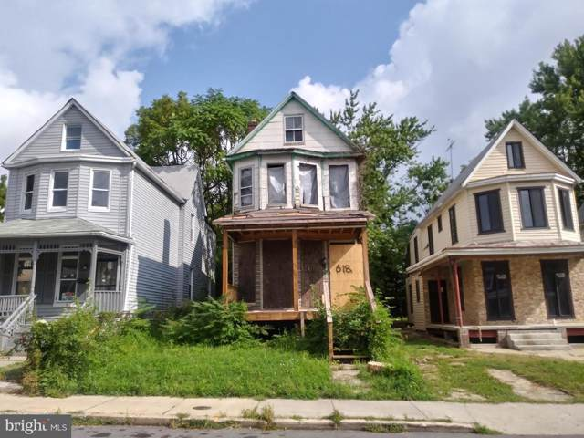 618 Dumbarton Avenue, BALTIMORE, MD 21218 (#MDBA484656) :: Colgan Real Estate