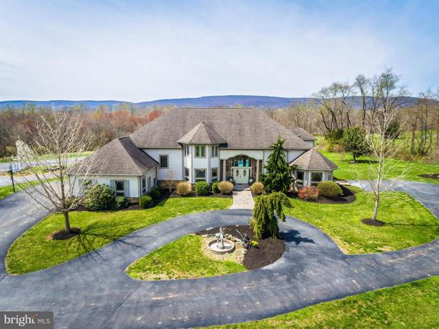 13180 Hessong Bridge Road, THURMONT, MD 21788 (#MDFR253666) :: The Gus Anthony Team