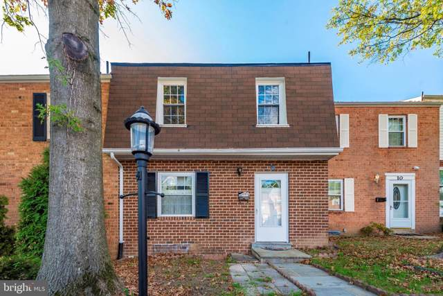 8 Orchard Drive, GAITHERSBURG, MD 20878 (#MDMC679656) :: Blue Key Real Estate Sales Team