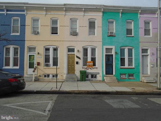 1530 N Stricker Street, BALTIMORE, MD 21217 (#MDBA484670) :: Bruce & Tanya and Associates