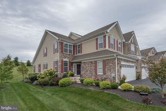 45 Iron Hill Way, COLLEGEVILLE, PA 19426 (#PAMC625538) :: Bob Lucido Team of Keller Williams Integrity