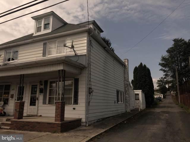 481 W Spring Street, FRACKVILLE, PA 17931 (#PASK127858) :: The Jim Powers Team