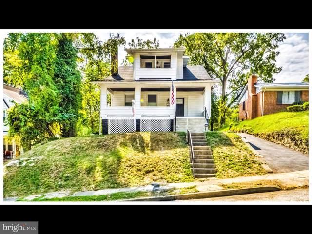 2406 Monticello Road, BALTIMORE, MD 21216 (#MDBA484680) :: Blue Key Real Estate Sales Team