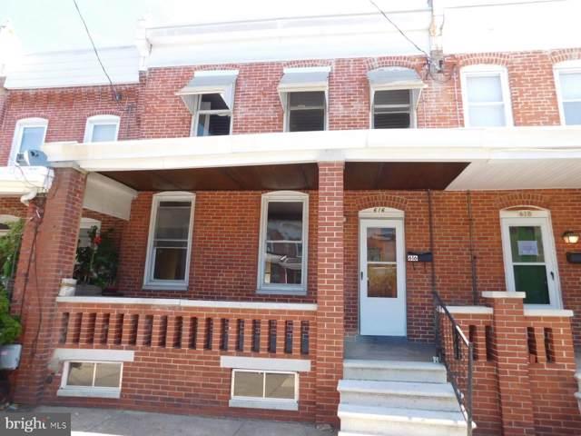 616 S Van Buren Street, WILMINGTON, DE 19805 (#DENC487214) :: The Windrow Group