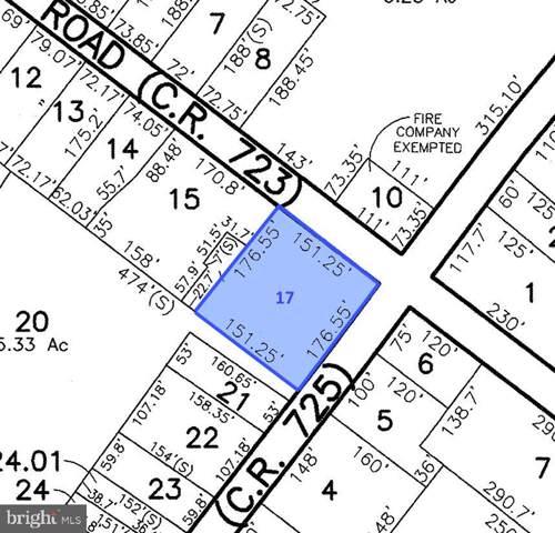 0 Hall Street, HAMMONTON, NJ 08037 (#NJCD376938) :: Keller Williams Realty - Matt Fetick Team