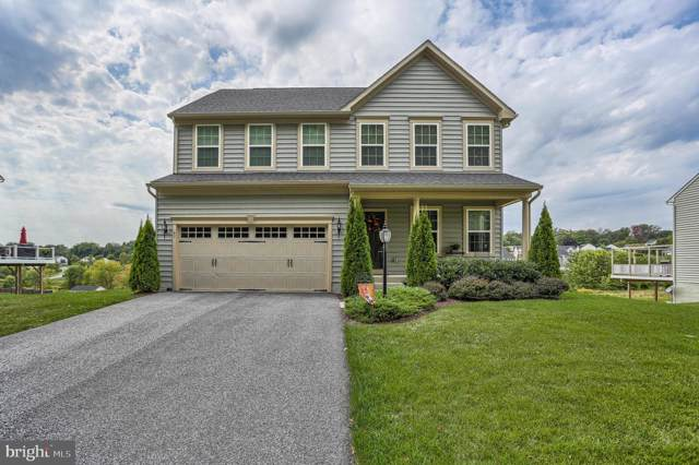 61 Hunt Run Drive, NEW FREEDOM, PA 17349 (#PAYK125280) :: Pearson Smith Realty