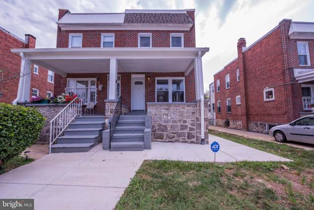 4541 N Rogers Avenue, BALTIMORE, MD 21215 (#MDBA484692) :: Eng Garcia Grant & Co.