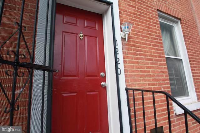 1220 W Pratt Street, BALTIMORE, MD 21223 (#MDBA484694) :: Blue Key Real Estate Sales Team