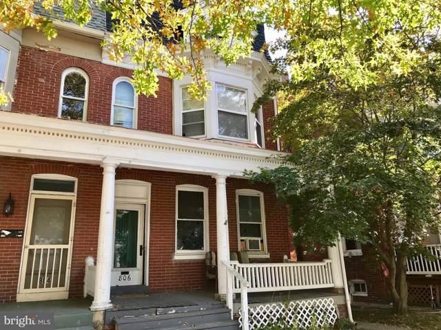 806 Pennsylvania Avenue, YORK, PA 17404 (#PAYK125286) :: CENTURY 21 Core Partners