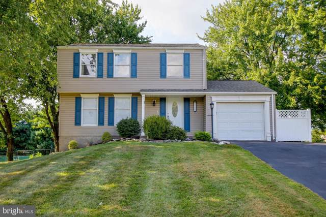 7128 Limestone Lane, MIDDLETOWN, MD 21769 (#MDFR253694) :: Viva the Life Properties