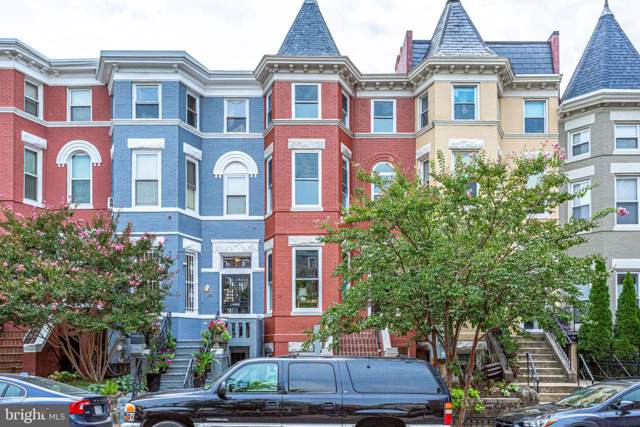 58 NW T Street NW #4, WASHINGTON, DC 20001 (#DCDC443108) :: Jacobs & Co. Real Estate