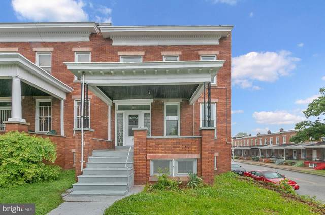2800 Clifton Avenue, BALTIMORE, MD 21216 (#MDBA484714) :: The Miller Team