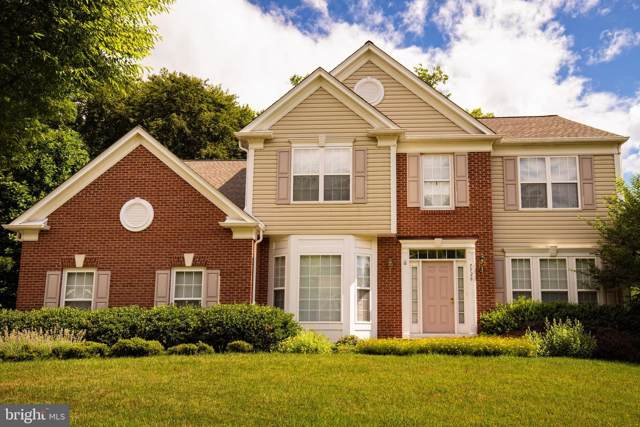 7728 Silo Mill Court, MANASSAS, VA 20112 (#VAPW479254) :: Dart Homes