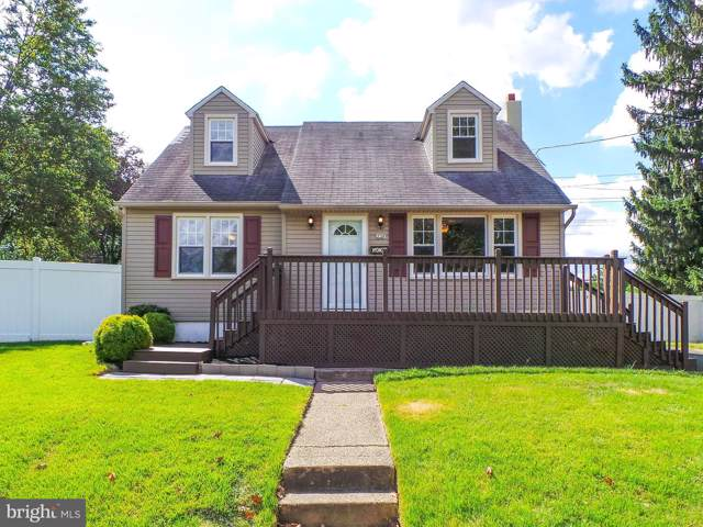 228 W Brooke Avenue, MAGNOLIA, NJ 08049 (#NJCD376954) :: Bob Lucido Team of Keller Williams Integrity