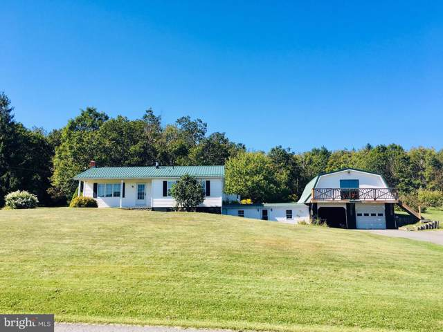 811 Sampson Rock Road, MOUNT SAVAGE, MD 21545 (#MDAL132790) :: Bruce & Tanya and Associates