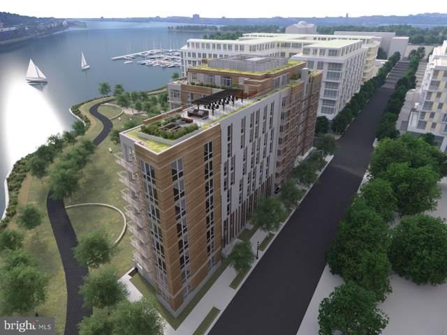 88 V Street SW #808, WASHINGTON, DC 20024 (#DCDC443138) :: Keller Williams Pat Hiban Real Estate Group