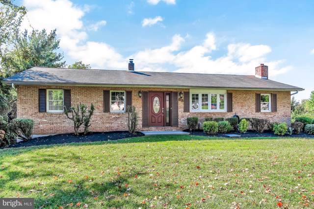 88 Fetrow Lane, NEW CUMBERLAND, PA 17070 (#PAYK125296) :: The Heather Neidlinger Team With Berkshire Hathaway HomeServices Homesale Realty