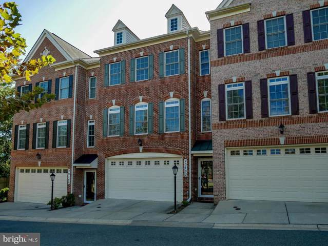 20102 Macintosh Lane #34, GERMANTOWN, MD 20876 (#MDMC679748) :: The Maryland Group of Long & Foster Real Estate