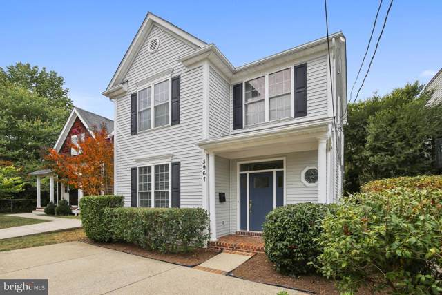 3967 26TH Street N, ARLINGTON, VA 22207 (#VAAR154880) :: The Licata Group/Keller Williams Realty