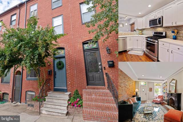 218 S Chester Street, BALTIMORE, MD 21231 (#MDBA484754) :: The Riffle Group of Keller Williams Select Realtors