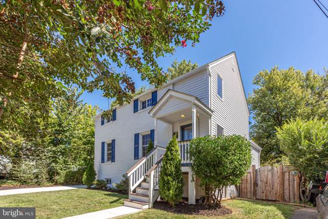 1713 N Edison Street, ARLINGTON, VA 22207 (#VAAR154888) :: The Licata Group/Keller Williams Realty