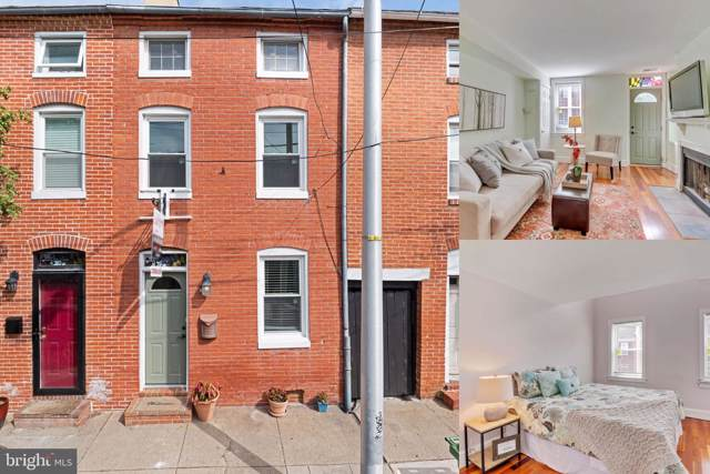 2010 Fountain Street, BALTIMORE, MD 21231 (#MDBA484766) :: The Sebeck Team of RE/MAX Preferred