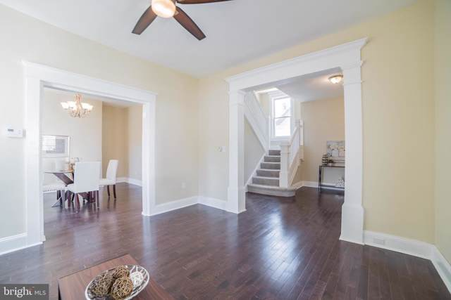 3815 W Cold Spring Lane, BALTIMORE, MD 21215 (#MDBA484776) :: The Riffle Group of Keller Williams Select Realtors