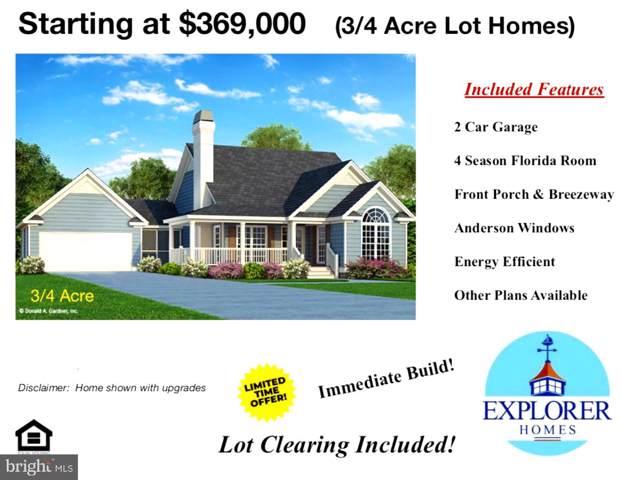 29291 Pine Cove Lane, MILTON, DE 19968 (#DESU148386) :: Colgan Real Estate