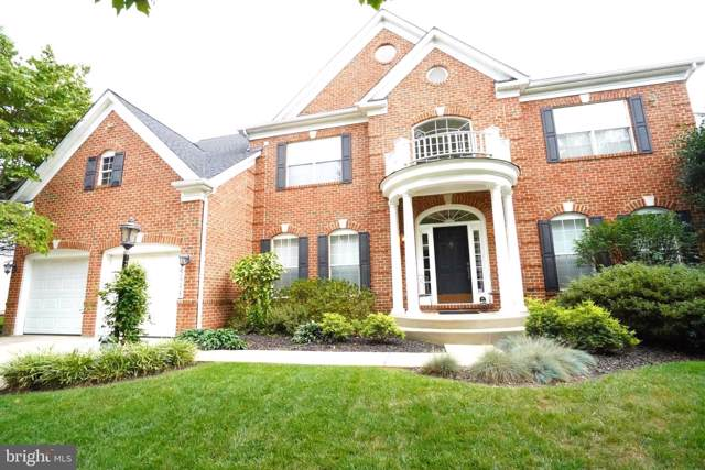 20311 Stringfellow Court, MONTGOMERY VILLAGE, MD 20886 (#MDMC679790) :: ExecuHome Realty