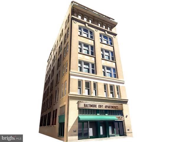 8 E Fayette Street, BALTIMORE, MD 21202 (#MDBA484788) :: Colgan Real Estate