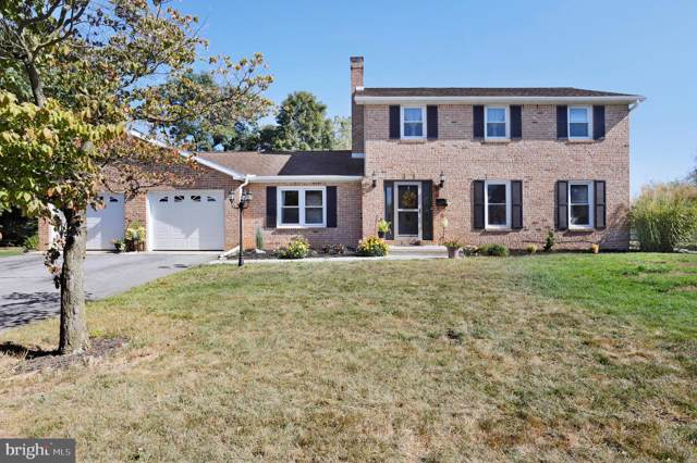 576 Meadowview Circle, GREENCASTLE, PA 17225 (#PAFL168520) :: The Jim Powers Team