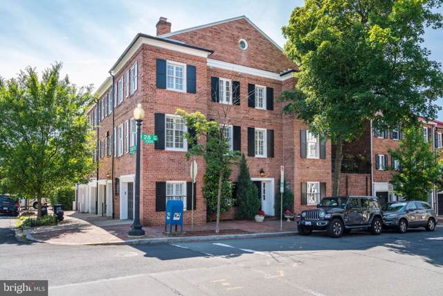 1323 28TH Street NW, WASHINGTON, DC 20007 (#DCDC443208) :: Erik Hoferer & Associates