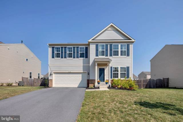 115 Nightbird Way, STEPHENS CITY, VA 22655 (#VAFV153190) :: Blackwell Real Estate