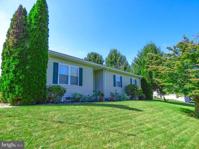 11 Oriole Circle, FELTON, PA 17322 (#PAYK125310) :: The Heather Neidlinger Team With Berkshire Hathaway HomeServices Homesale Realty