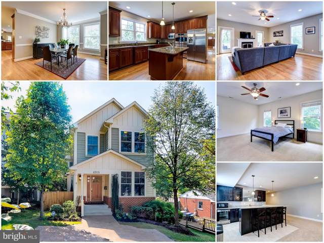 6919 Mount Daniel Drive, FALLS CHURCH, VA 22046 (#VAFX1090562) :: Tom & Cindy and Associates