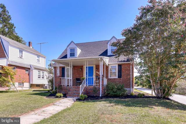 7901 Ardmore Avenue, PARKVILLE, MD 21234 (#MDBC472824) :: The Dailey Group