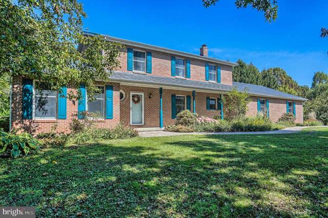 455 Cabin Hollow Road, DILLSBURG, PA 17019 (#PAYK125330) :: The Heather Neidlinger Team With Berkshire Hathaway HomeServices Homesale Realty