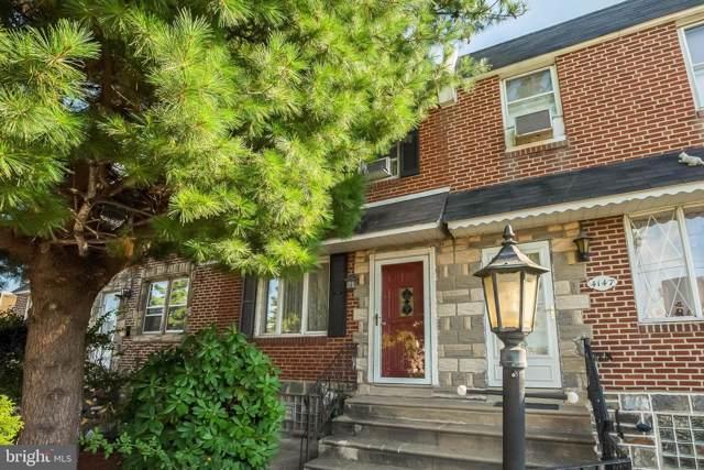 4145 E Cheltenham Avenue, PHILADELPHIA, PA 19124 (#PAPH835144) :: The Team Sordelet Realty Group