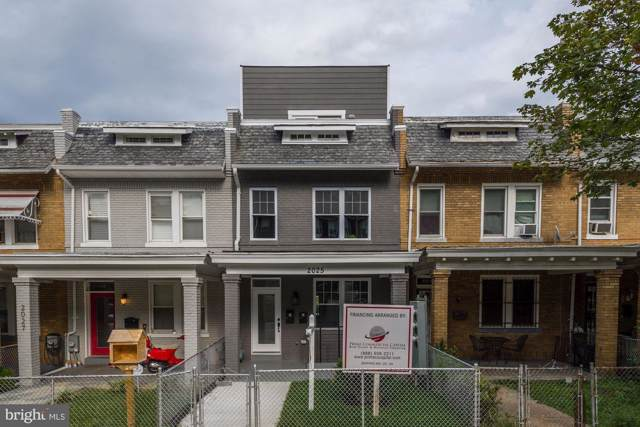 2025 3RD Street NE #1, WASHINGTON, DC 20002 (#DCDC443276) :: Eng Garcia Grant & Co.