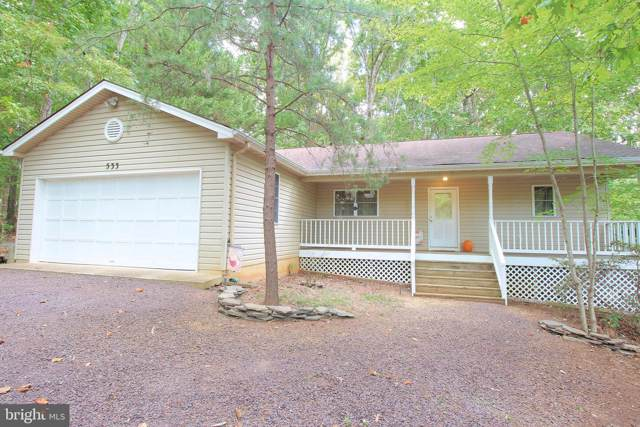 533 Mt Pleasant Drive, LOCUST GROVE, VA 22508 (#VAOR135068) :: RE/MAX Cornerstone Realty