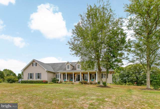 40 Estates Drive, FREDERICKSBURG, VA 22406 (#VAST215238) :: Homes to Heart Group