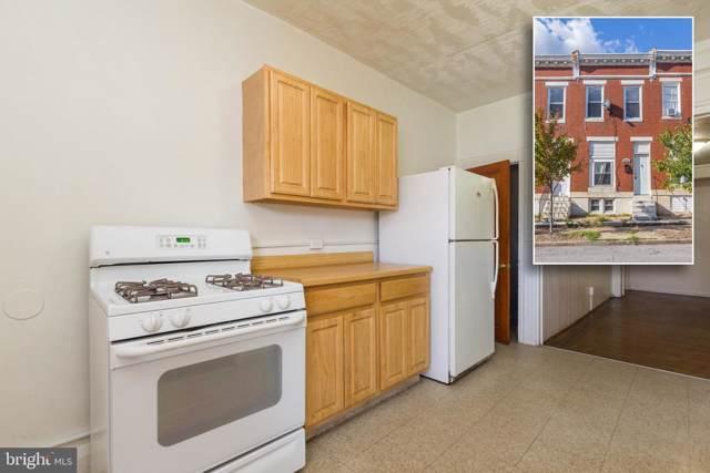 2926 E Fayette Street, BALTIMORE, MD 21224 (#MDBA484866) :: Keller Williams Pat Hiban Real Estate Group