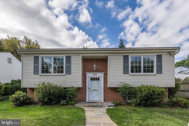 720 Anderson Avenue, ROCKVILLE, MD 20850 (#MDMC679924) :: The Licata Group/Keller Williams Realty