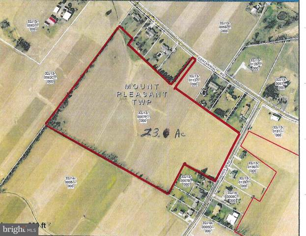 LOT 1 Centennial & Honda Road, HANOVER, PA 17331 (#PAAD108746) :: The Heather Neidlinger Team With Berkshire Hathaway HomeServices Homesale Realty