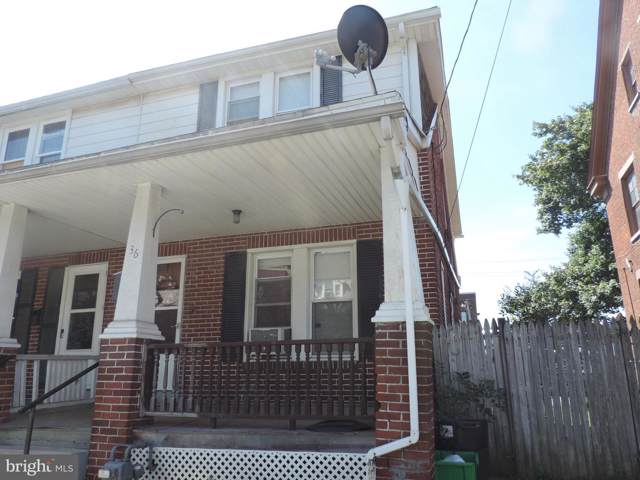 36 N State Street, YORK, PA 17403 (#PAYK125346) :: Younger Realty Group