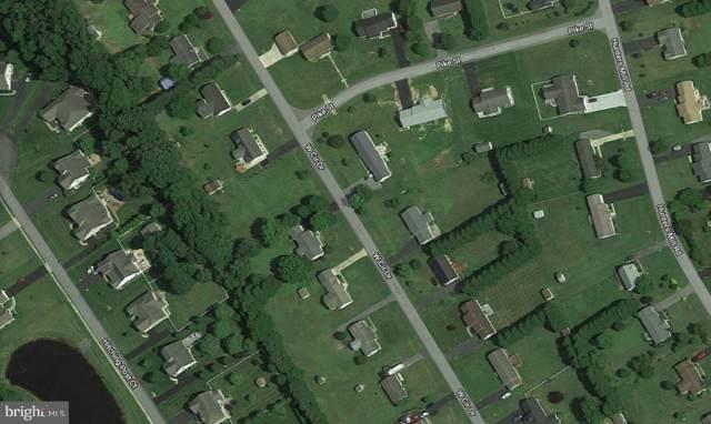 32 Circle Drive W, MILTON, DE 19968 (#DESU148422) :: Bob Lucido Team of Keller Williams Integrity
