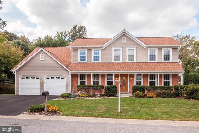 14 Yearling Court, ROCKVILLE, MD 20850 (#MDMC679938) :: Colgan Real Estate