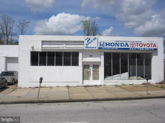 6212 Belair Road, BALTIMORE, MD 21206 (#MDBA484884) :: The Maryland Group of Long & Foster Real Estate