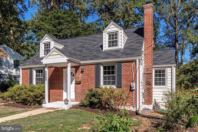 2903 Woodlawn Avenue, FALLS CHURCH, VA 22042 (#VAFX1090688) :: The Bob & Ronna Group